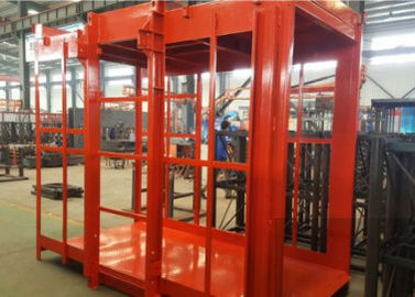 Rust - Proof Material Lift Winda Low Energy Consumption Long Service Life